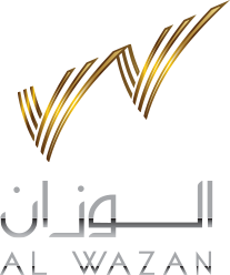 Al Wazan Group logo